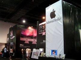 CEL Manila 2008 SENCO Apple Authorized Reseller