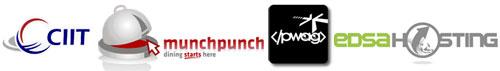 3rd mini web design conference sponsor logos