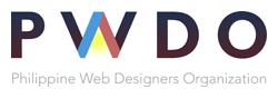 Philippine Web Designers Organization (PWDO) logo