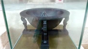 Gyeongbokgung: sundial