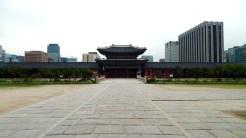 Gyeongbokgung: gate