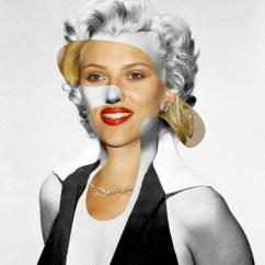 Scarlett Monroe by George Chamoun