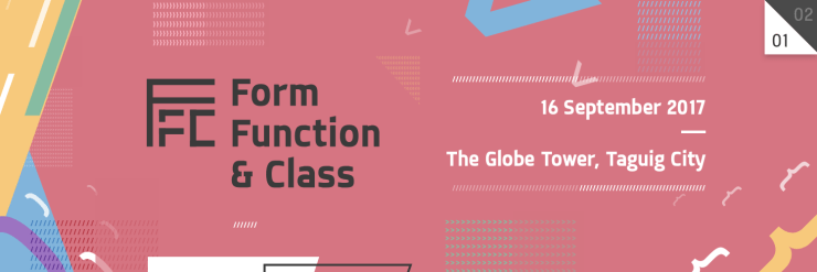Form Function & Class 8 web design conference