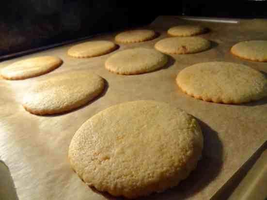 Malted Milk Sandwich Cookies 8