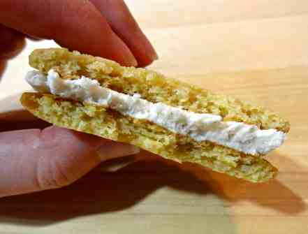 Malted Milk Sandwich Cookies 11
