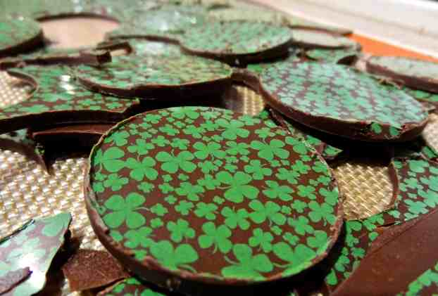 Chocolate Disks 8