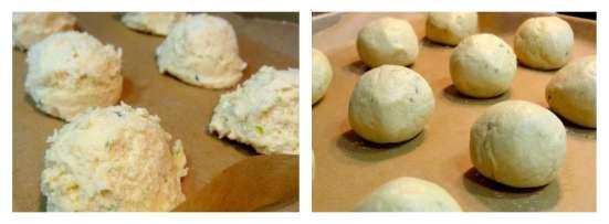 Lime Tarragon Cookies - 29