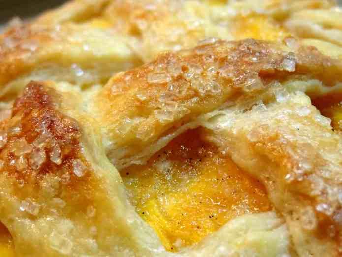 Peach-Vanilla Bean Pie - 24