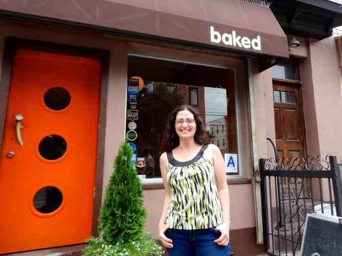 BAKED Brownie - 08