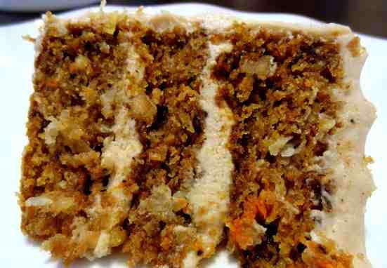 Carrot Cake - 58