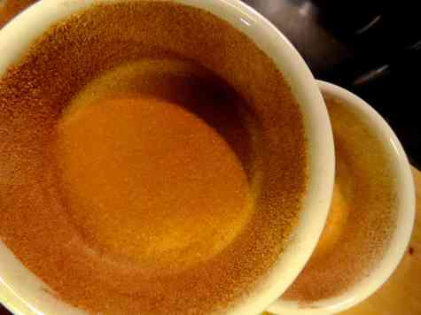 Cinnamon Chocolate Soufflés - 03