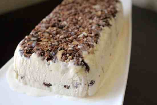 Milk Chocolate Malt Semifreddo - 16