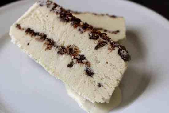 Milk Chocolate Malt Semifreddo - 20