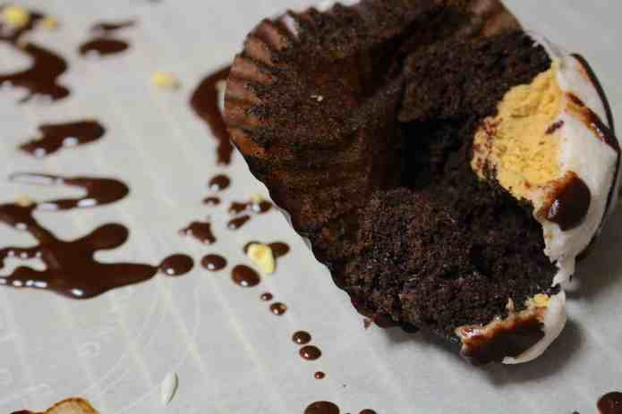 Chocolate Mayo Cupcakes - 25