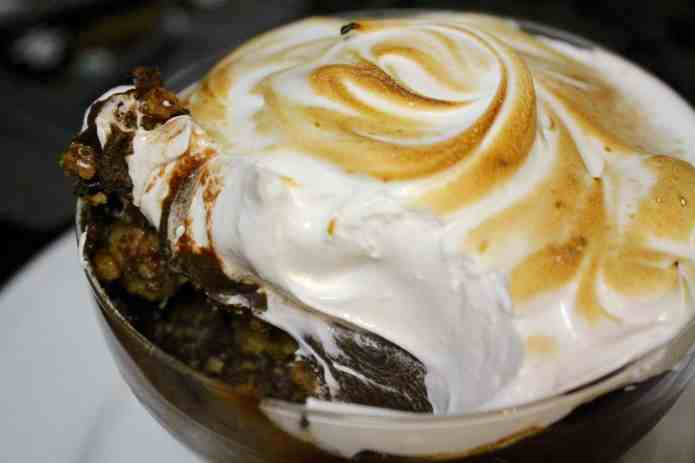 S'more Choc Whiskey Pudding - 24