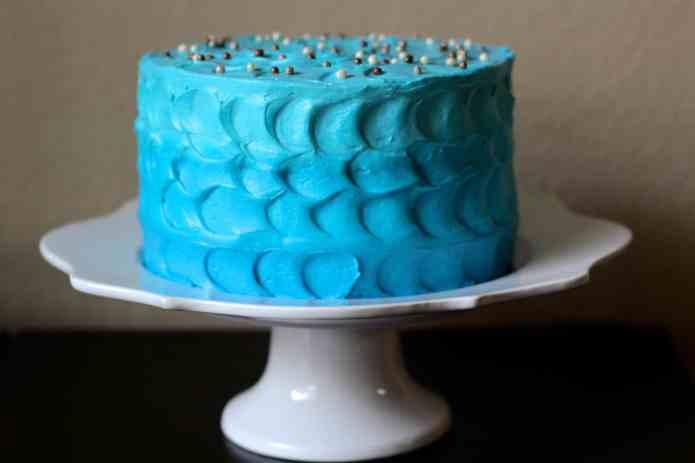 Wintermint Cake - 01