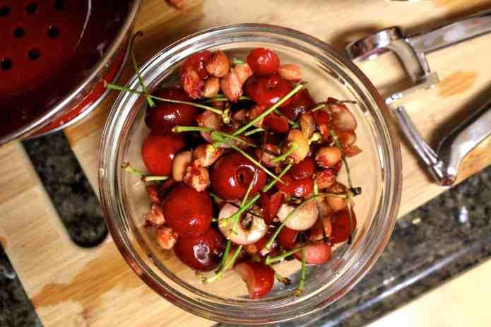 Cherry Almond Vanilla Crisp - 10