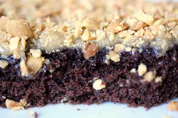 Chocolate Texas Sheet Cake - 27