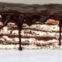 Unleavened Heaven: Matzah Tiramisu Cake