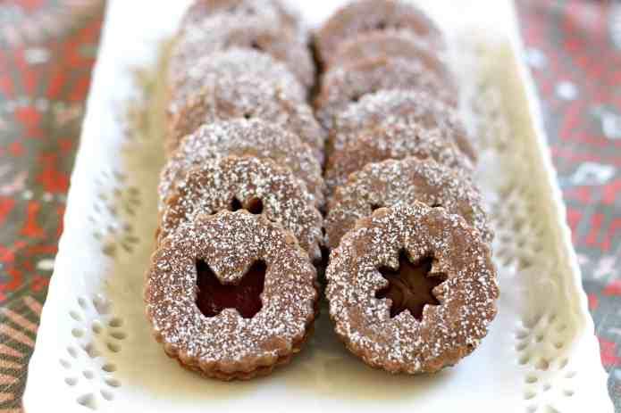 Linzer Cookies - 23