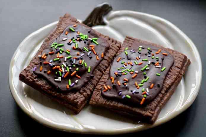 Chocolate PB&J Pop Tarts - 20