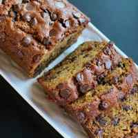 Baked Sunday Mornings: Pumpkin Chocolate Chip Loaf