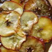Apple-Maple Tart