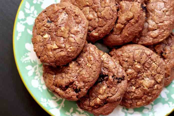 Black Forest Chocolate Cookies - 22