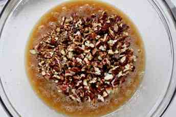 Bourbon Chocolate Pecan Pie - 10
