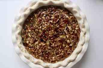 Bourbon Chocolate Pecan Pie - 14