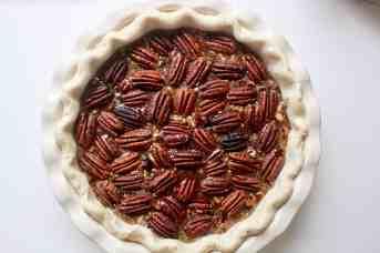 Bourbon Chocolate Pecan Pie - 15