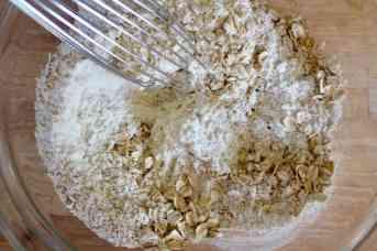 Oatmeal Tahini Chocolate Chunk Cookies - 1