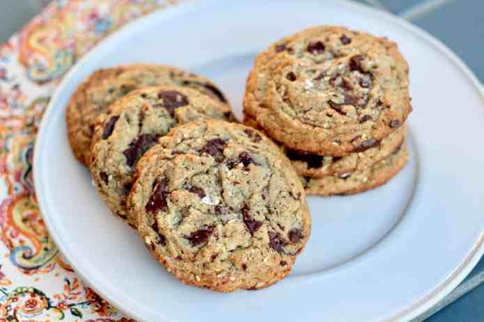 Triple Sesame Oatmeal CC Cookies - 25