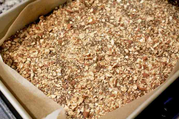Pecan & Almond Toffee - 12