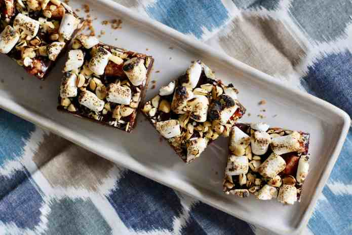 S'more Nut Bars - 14
