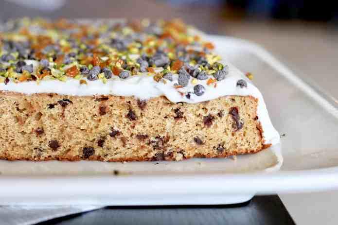 Cannoli Sheet Cake - 24