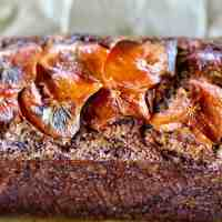 Spiced Persimmon Ginger Cake
