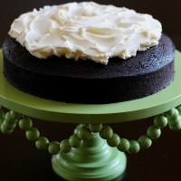 Short & Stout: Italian Chocolate Guinness Cake