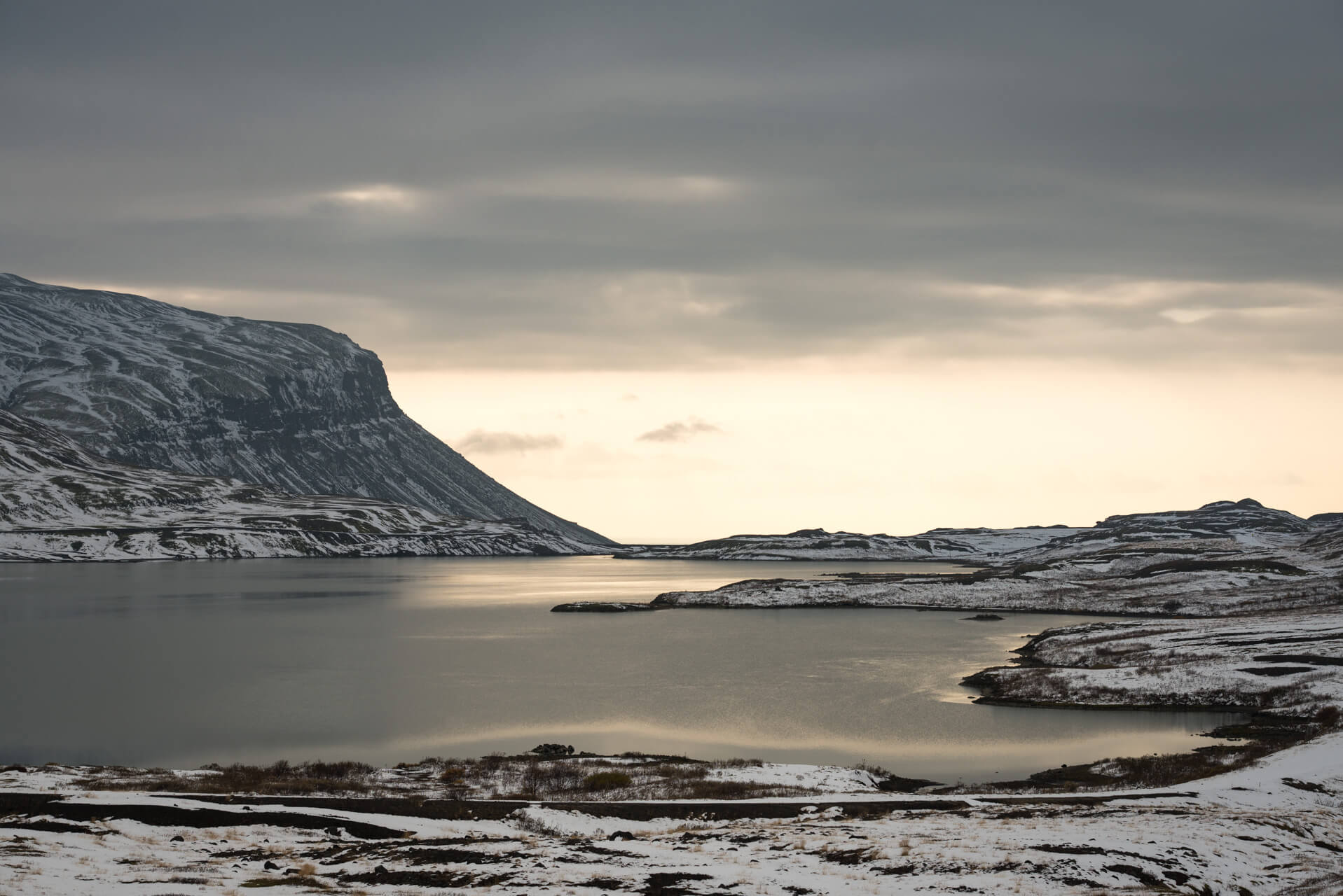 Island, Búrfell