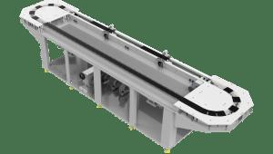 Conveyer Walking Beam chassis CWB