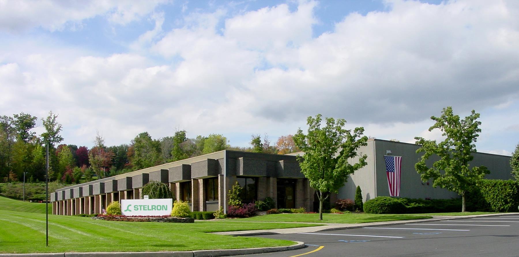 Stelron headquarters in Mahwah, NJ