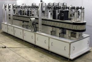 Stelron machine chassis