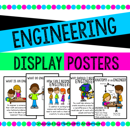 FREE Engineering Posters Engineers Week