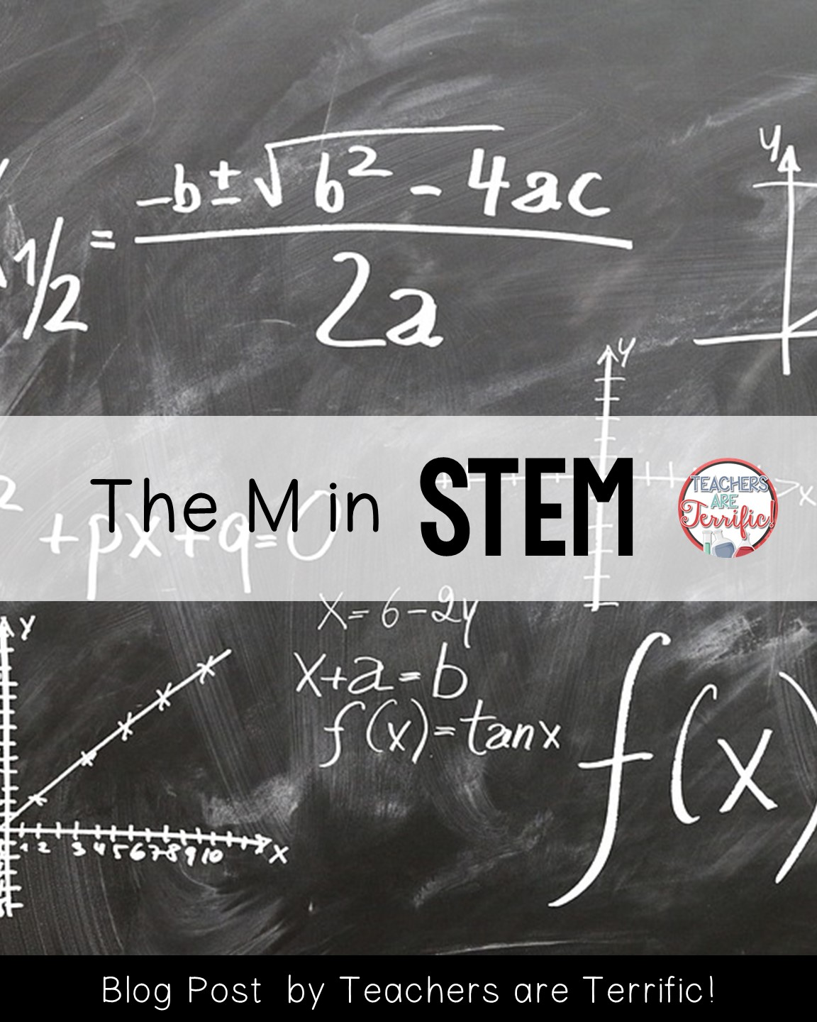 Time for the M in STEM!