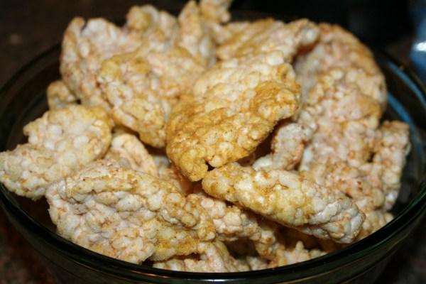 Seasoned Rice Cakes