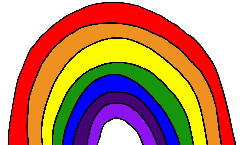 Rainbow Ish