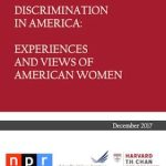 Differences Between White and Black Women in Perceived Gender Discrimination