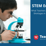 What Teachers Can Do to Address Shortages in the STEM Fields
