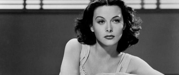 Hedy Lamarr (1914 – 2000)