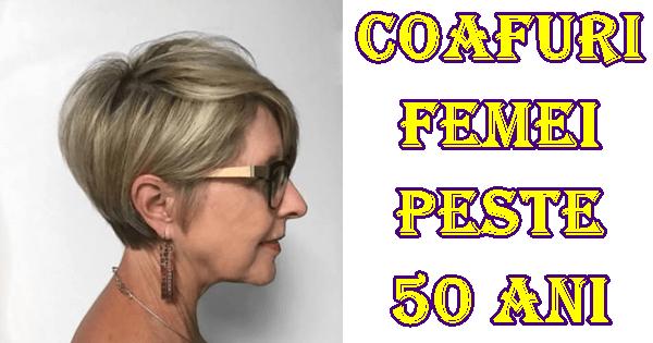 Coafuri Scurte Pentru Femei Peste 50 Ani Care Te Intineresc Cu Peste